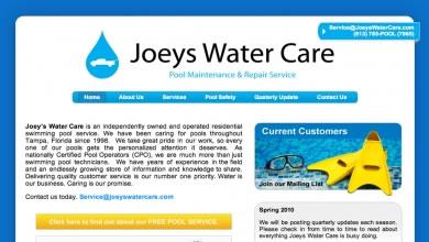 Joeys Water Care